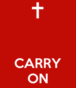 Poster:    CARRY ON