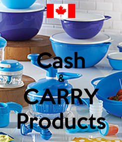 Poster:  Cash & CARRY Products