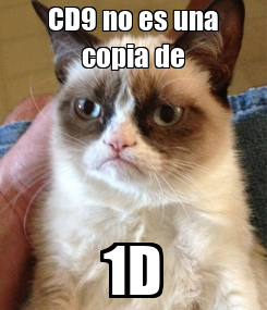 Poster: CD9 no es una copia de 1D