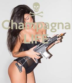 Poster: Champagna LIFE
