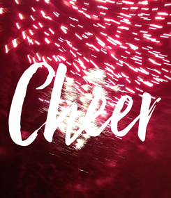 Poster: Cheer