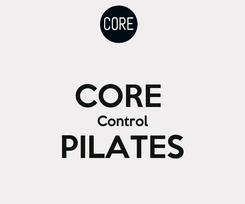 Poster:  CORE  Control PILATES