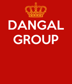 Poster: DANGAL GROUP