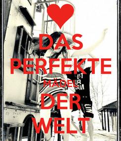 Poster: DAS PERFEKTE MÄDEL DER WELT