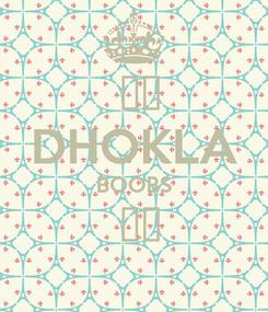 Poster:  ❤️ DHOKLA BOOBS  ❤️