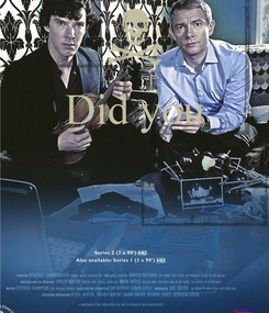 Poster: Did you