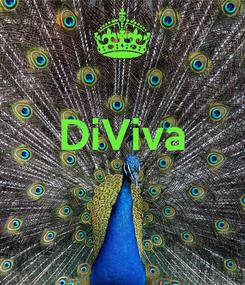Poster:  DiViva