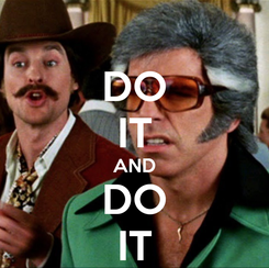 Poster: DO IT AND DO IT
