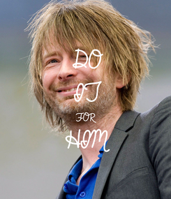 Poster: DO IT FOR HIM