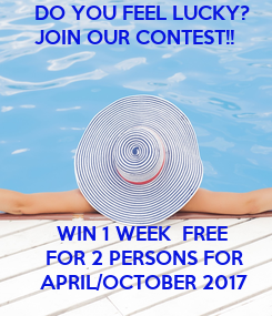 Poster: DO YOU FEEL LUCKY?