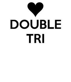 Poster: DOUBLE TRI