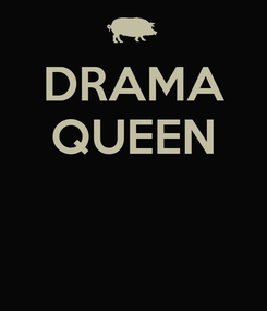 Poster: DRAMA QUEEN
