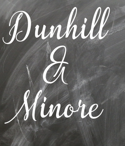 Poster: Dunhill & Minore