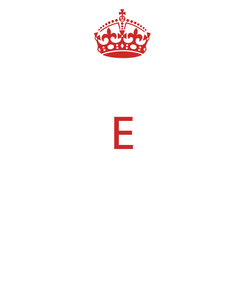 Poster:  E
