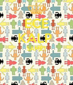 Poster: ECE KALP  SAMET