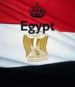Poster: Egypt