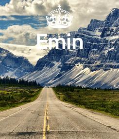 Poster: Emin