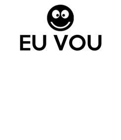 Poster: EU VOU