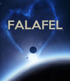 Poster: FALAFEL