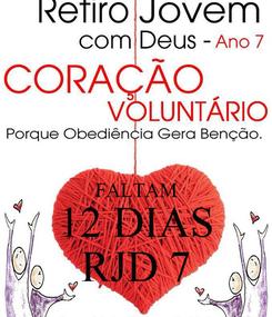Poster:   FALTAM 12 DIAS RJD 7