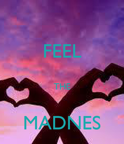 Poster: FEEL  THE  MADNES