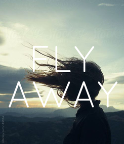 Poster: FLY AWAY