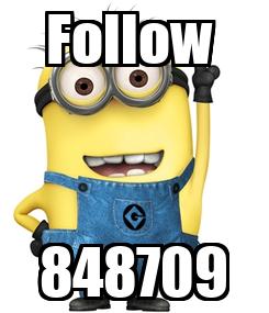 Poster:    Follow     848709