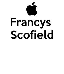 Poster: Francys  Scofield