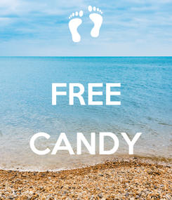 Poster:  FREE  CANDY