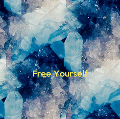 Poster:   Free Yourself