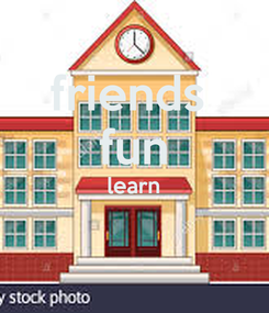 Poster: friends  fun learn