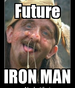 Poster: Future IRON MAN