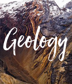 Poster: Geology