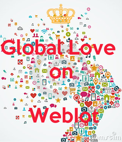 Poster: Global Love  on    WebIot