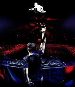 Poster: GO HARDWELL OR GO HOME