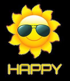 Poster:     HAPPY