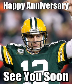 Poster: Happy Anniversary See You Soon