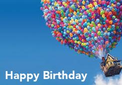 Poster:     Happy Birthday Fucker!