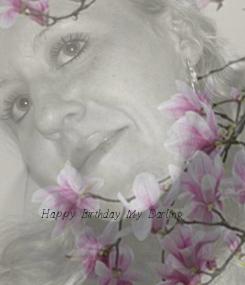 Poster:                Happy Birthday My Darling
