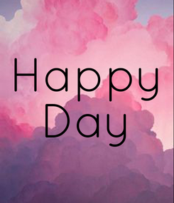 Poster: Happy Day