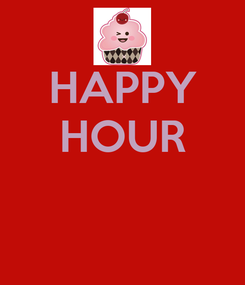 Poster: HAPPY HOUR