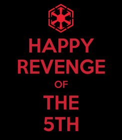 Poster: HAPPY REVENGE OF THE 5TH