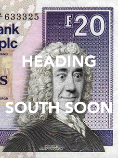 Poster: HEADING   SOUTH SOON