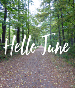 Poster: Hello June
