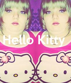 Poster:  Hello Kitty