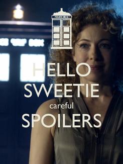 Poster: HELLO SWEETIE careful SPOILERS