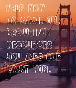 Poster: HELP NOW