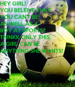 Poster: HEY GIRL! 