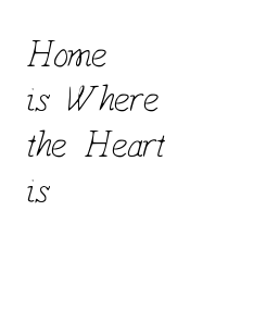 Poster: Home