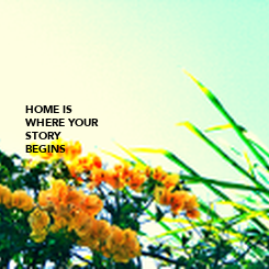 Poster: HOME IS 